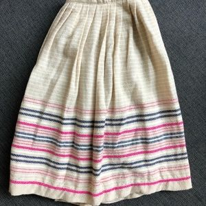 Pleated skirt by Cardigan